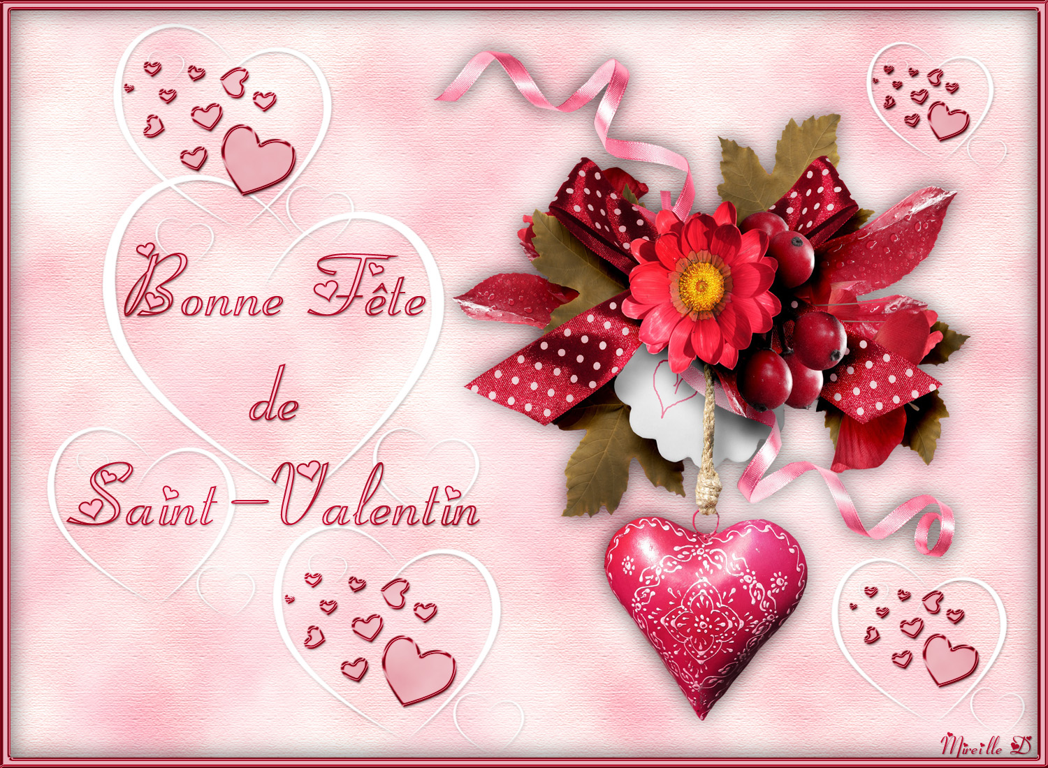 cartes de saint valentin page 3 chez mireille d. Black Bedroom Furniture Sets. Home Design Ideas