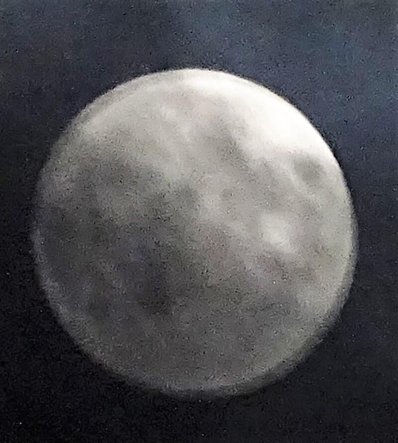 Une nuit de pleine lune