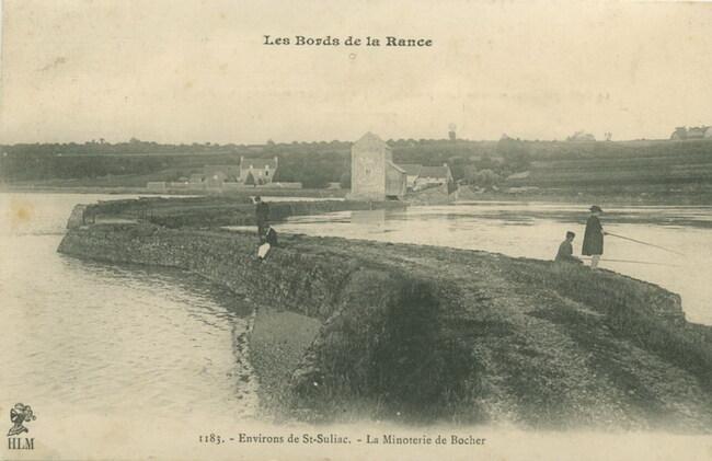 Le barrage de la Rance - 14ème partie...!!!