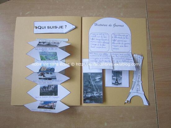 La Tour Eiffel - Théo