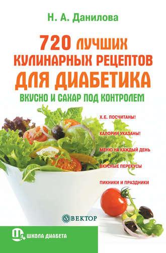 Рецепты блюд для диеты при диабете