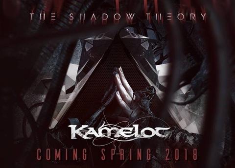 KAMELOT - Premières infos à propos du nouvel album