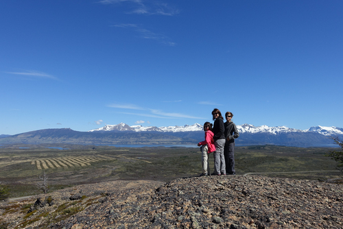 Puerto Natales au coeur des fjords