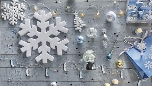 Notre décoration Noël Polaire !