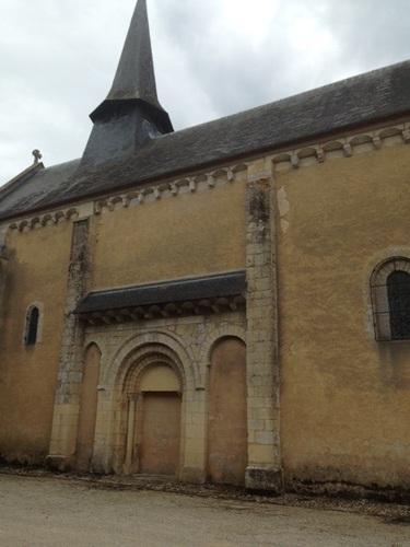 Église de Thaumiers