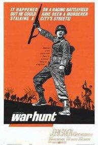 War Hunt (1962) Poster