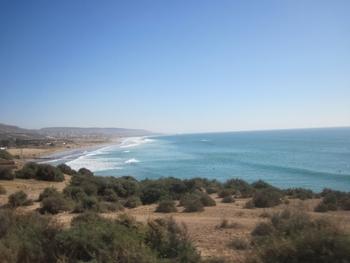 054 Repas midi avant Agadir