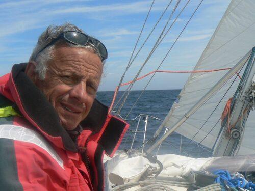 Visite d'Alain Maignan dans les classes vendredi 9 juin