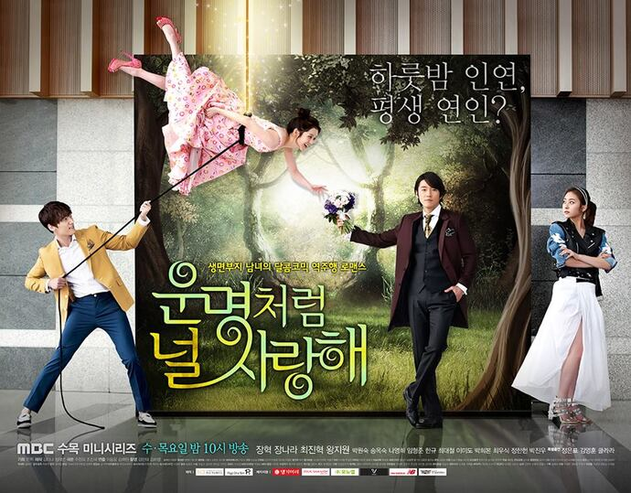 Fated to love You (K drama)