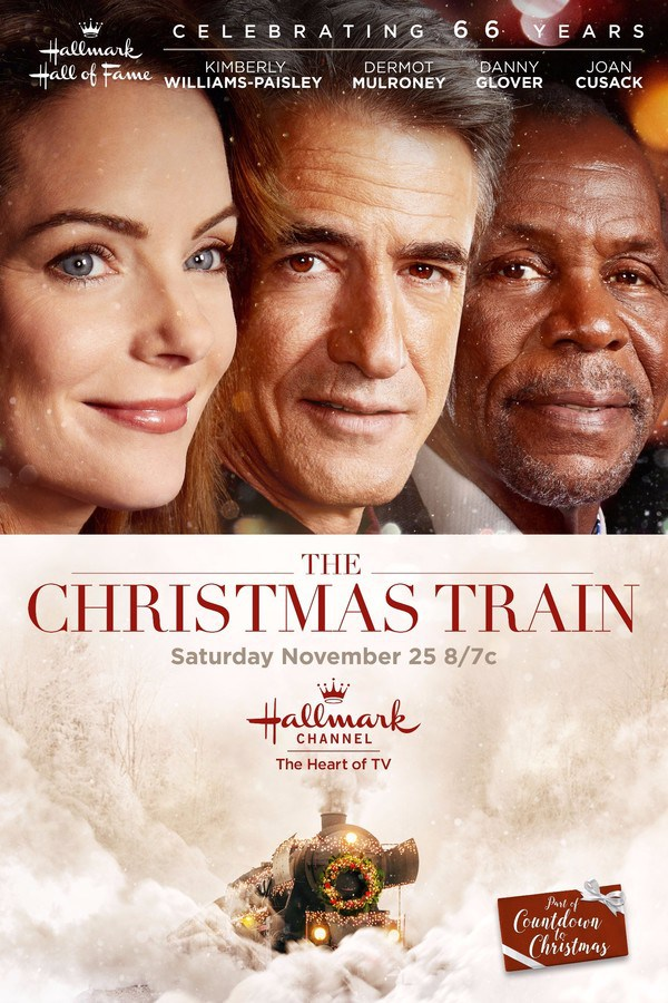 Online The Christmas Train (2017) Watch Video