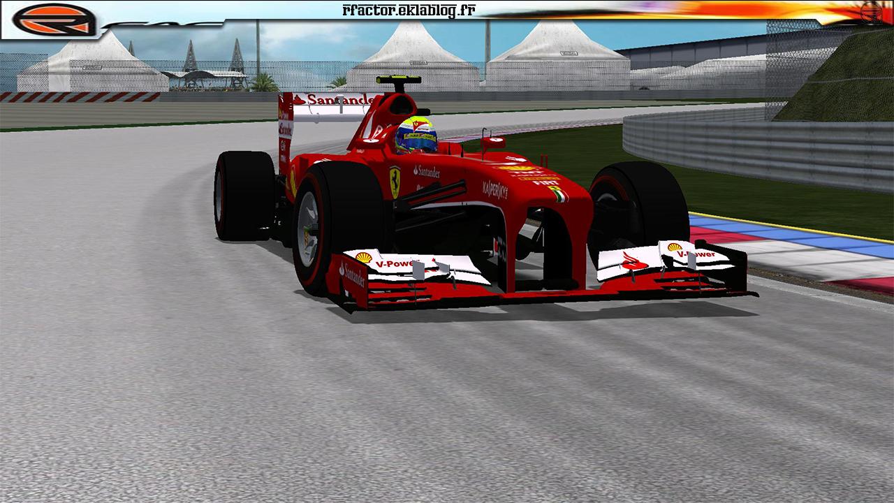 2013 - Team Scuderia Ferrari