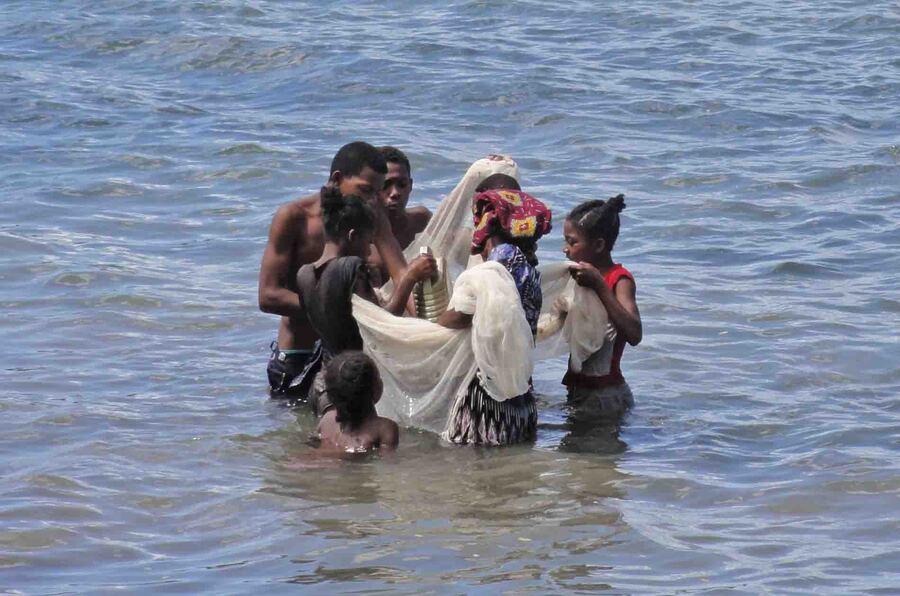 « Village de pêcheurs – Nosy Komba »