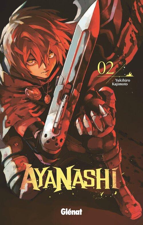 Ayanashi - Tome 02 - Yukihiro Kajimoto
