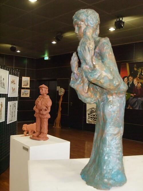 Exposition : les autres artistes