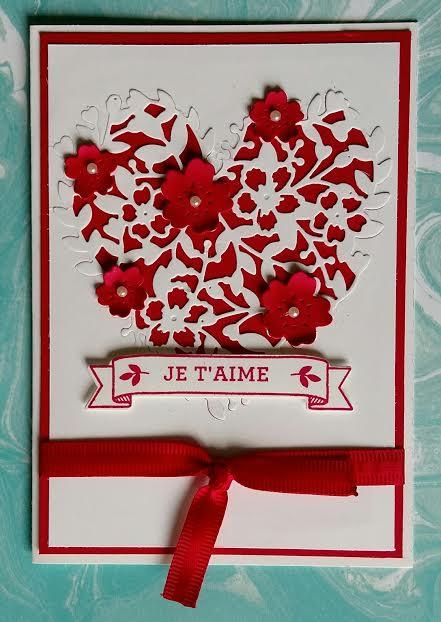 "Atelier ""St Valentin"""