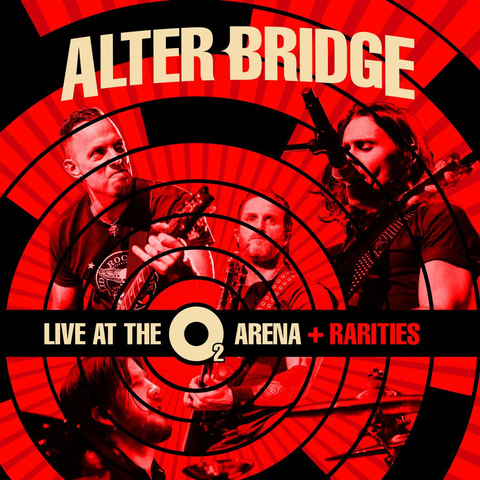 ALTER BRIDGE - Les détails du futur album live