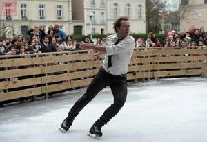 dance ballet class ice skating city paris candeloro philippe