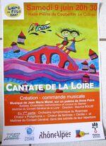 Anne Poiré Cantate de la Loire 2007