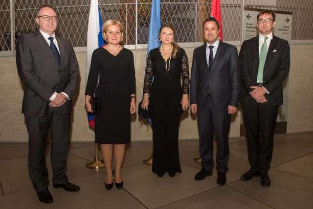 Relations diplomatiques entre la Russie et le Luxembourg