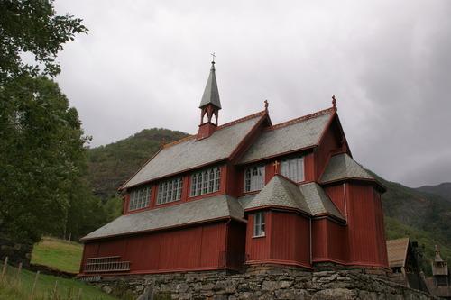 3ème jour.Bergen.Croisière sur le Sognefjord