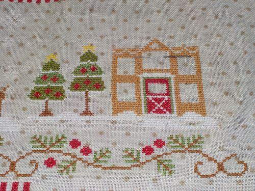 Santa's village : juillet.