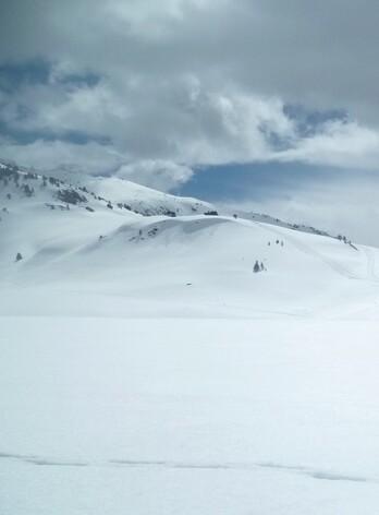 Vers le Clòt der Os (Plat de Beret) - Val d'Aran