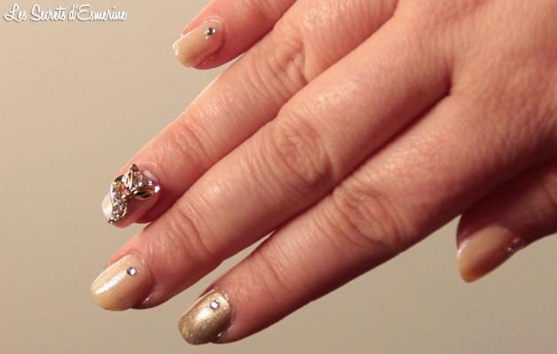 nail art, renard