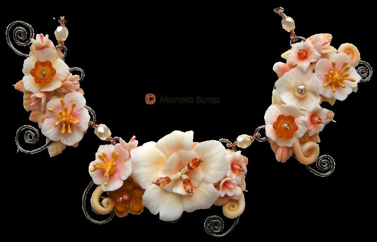 Tubes fleurs de céramique page 3
