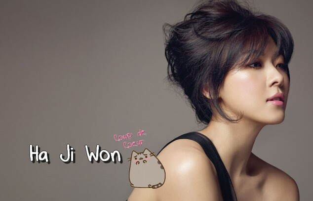 Ha Ji Won (Actrice coréenne)