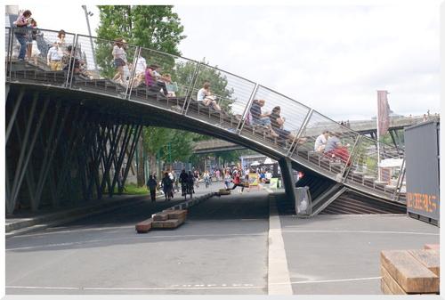 Les berges de Seine 2014