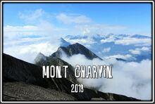 Au Mont Charvin dans les Aravis