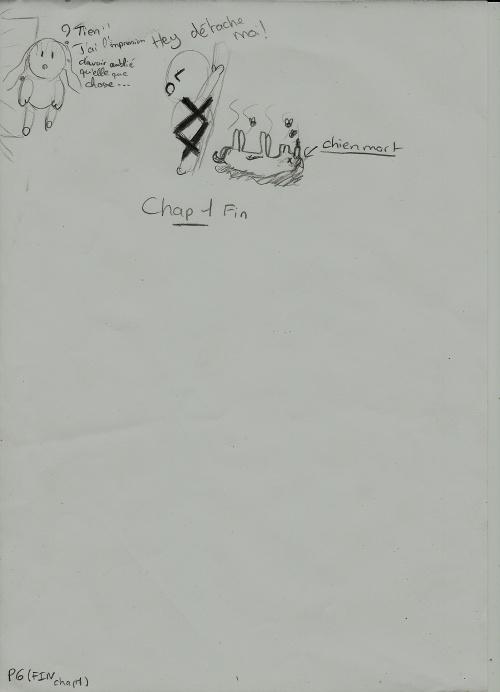 HAPPY story Chapitre 1