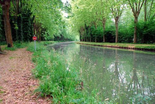 Le canal d la Garonne