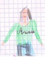 La chasse au trésor d'Annie