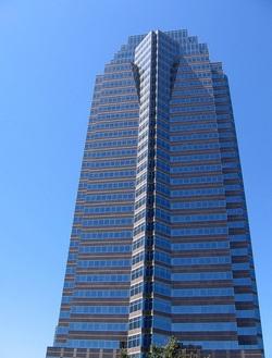 le Nakatomi Plaza, est en fait le Fox Plaza