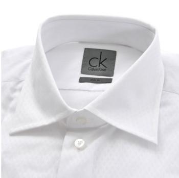 chemise blanche obligatoire