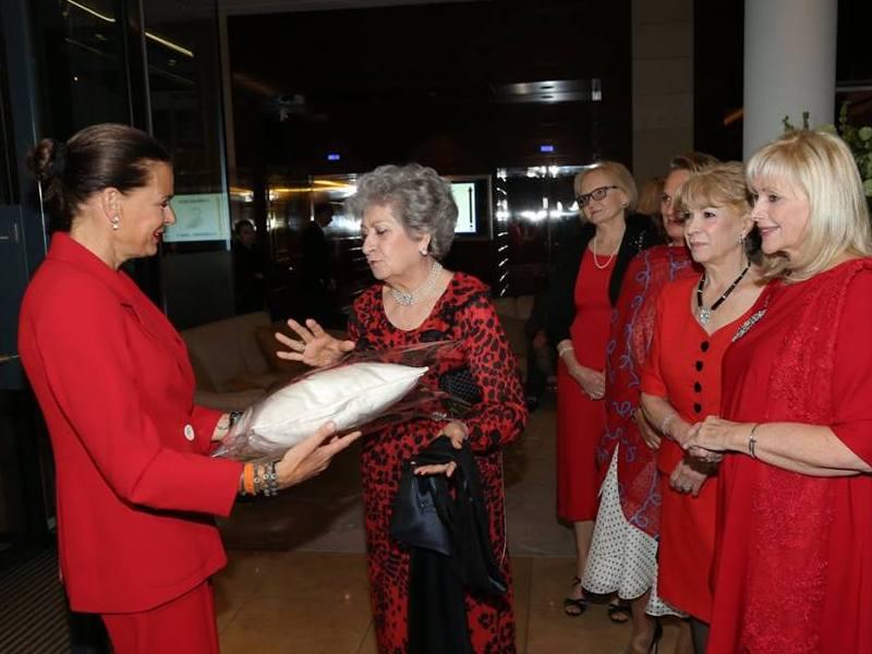 Femmes leaders de Monaco