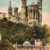 lyon abside de la basilique de fourvière
