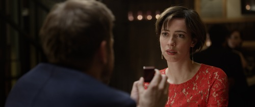 PERMISSION avec REBECCA HALL & DAN STEVENS LE 2 MAI 2018 EN DVD !