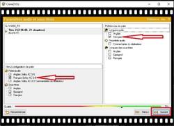 Clone DVD2 - cloner 1 des titres du DVD 3/3