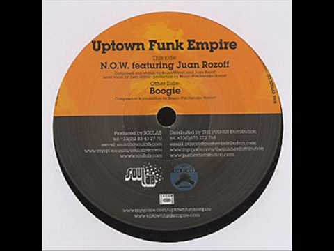 Uptown Funk Empire - Boogie