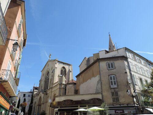 Draguignan, église