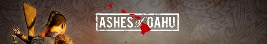 NEWS : Ashes of Oahu, prévu pour le printemps*