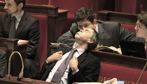La France dirigée par des politiciens pantouflard ...