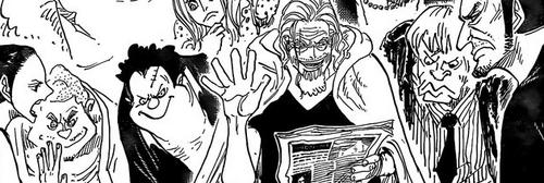One Piece chapitre Scan 830 en Français VF