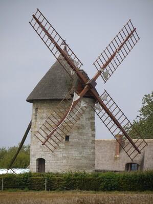 Le Moulin de Hauville -Eure