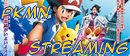 Pokémon streaming