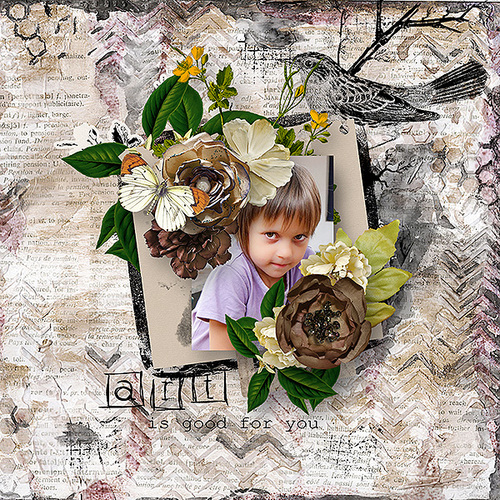 Art journal de Florjuscrap