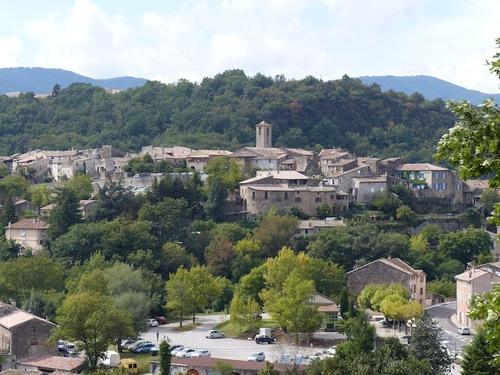 Grottes de la Jaubernie (Privas - Ardèche)