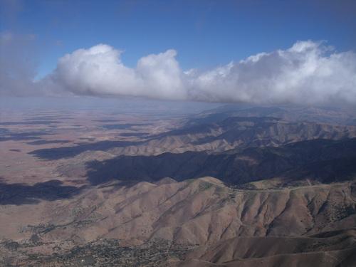 Les nuages de M'Zouda